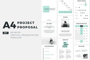 A4 Project Proposal Keynote