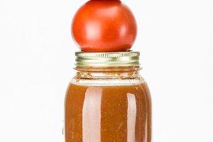 Tomato sauce with tomato