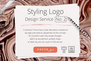 Logo Styling Service No 2