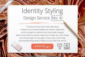 Branding Identity Styling No 4