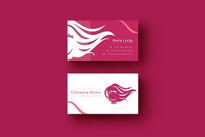 Beauty Business Card