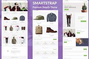 Premium Shopify Theme - Smartstrap