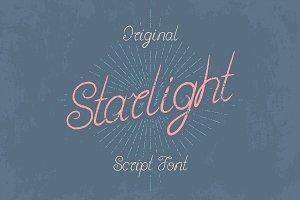 Starlight Typeface