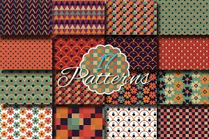 Funky Patterns & Swatches