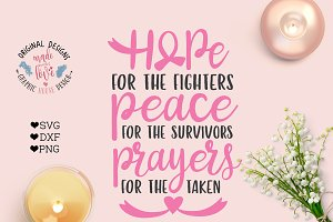 Hope For the Fighters Breast Cancer