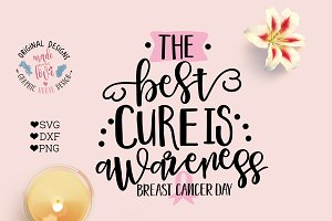The Best Cure is Awareness Cancer
