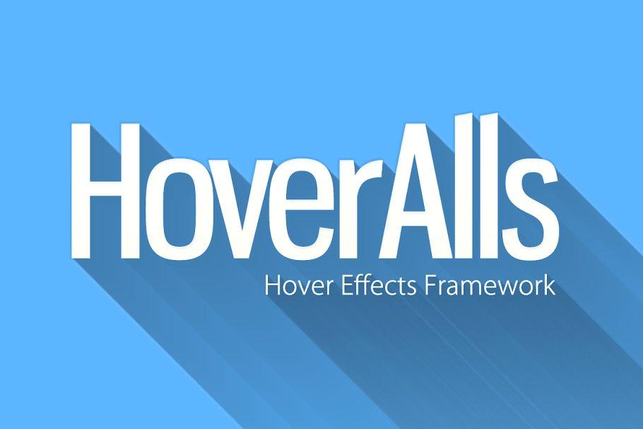 Hover Effects Framework: HoverAlls