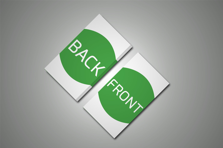 Vertical business card mockup product mockups creative market colourmoves
