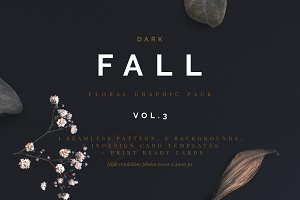 Dark Fall - Graphic Pack - vol 3