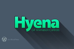 Hyena - GIF Animation for WordPress