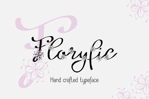 Floryfic Font