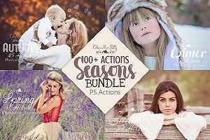 Seasons Actions BUNDLE