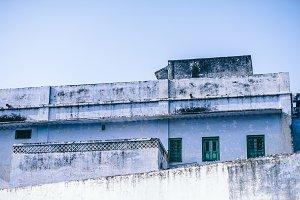 Mellow Blue Architecture
