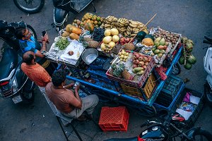 Fruit Merchant