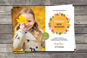 Fall / Autumn mini session -V627