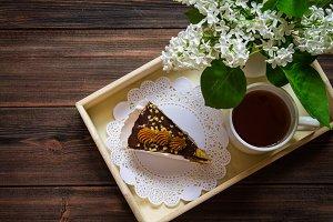 Lilacs and Tea