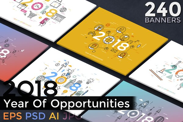2018 Year Of Opportunities