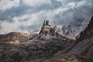 Wanderlust Mountain Panorama