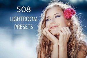 508 Lightroom Presets Bundle
