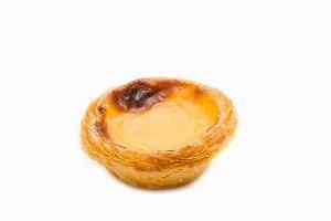 Egg Tarts or pasteis de nata
