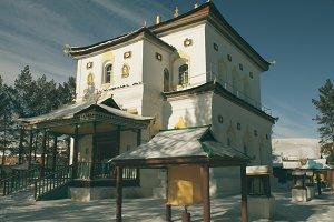 Buddhist Temple in Russia