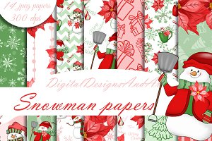 Snowman papers