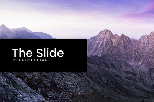 The Slide - Keynote Template