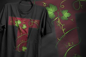 Vine - T-Shirt Design
