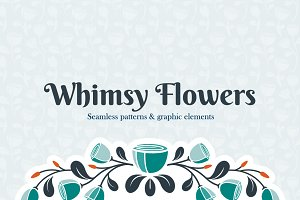 Whimsy Flowers