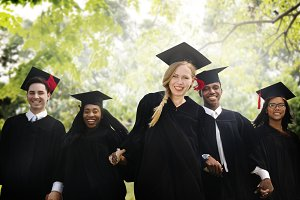 Graduation Student Commencement