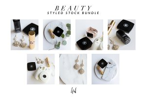 Beauty - Styled Photo Bundle