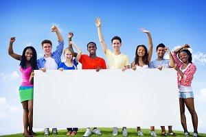 Group Friends Outdoors Volunteer