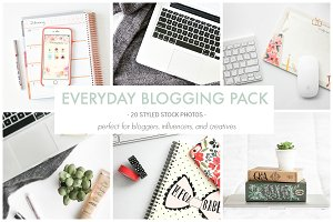 The Blogging Photo Pack