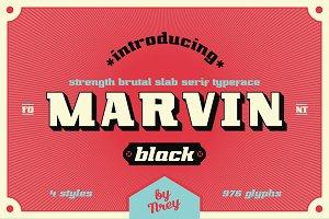 Marvin black