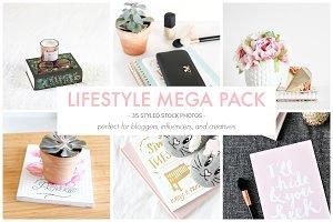 The Lifestyle Photo Mega Pack
