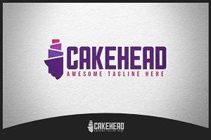 Cakehead Logo