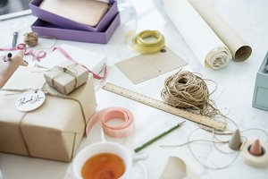 Gift Packing Present Creative Ideas