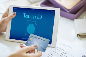 Touch ID Access Cyber