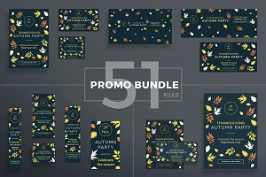 Promo Bundle | Autumn Party