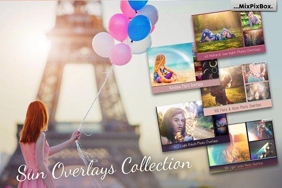 Sun Overlays Collection