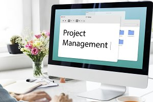 Project Management Screen