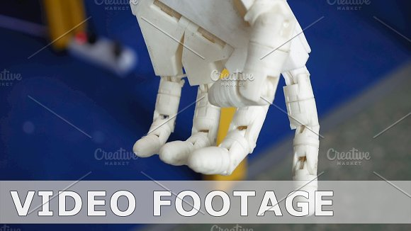 Robotic prosthetic limb arm