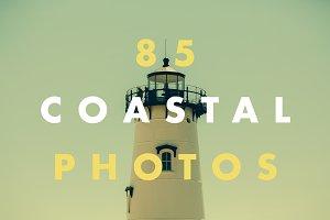 85 Coastal Photo Pack