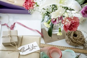 Gift Packing Present Creative