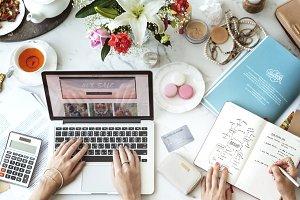 Writing Working Information Women