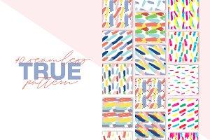 40 True Pattern
