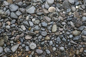 dark boulders background
