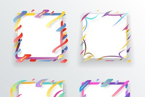 Paper Abstract Frame