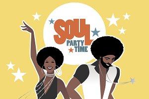 Let's dance soul! (III)