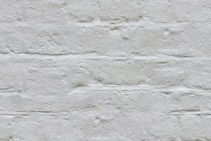 seamless white brick texture background